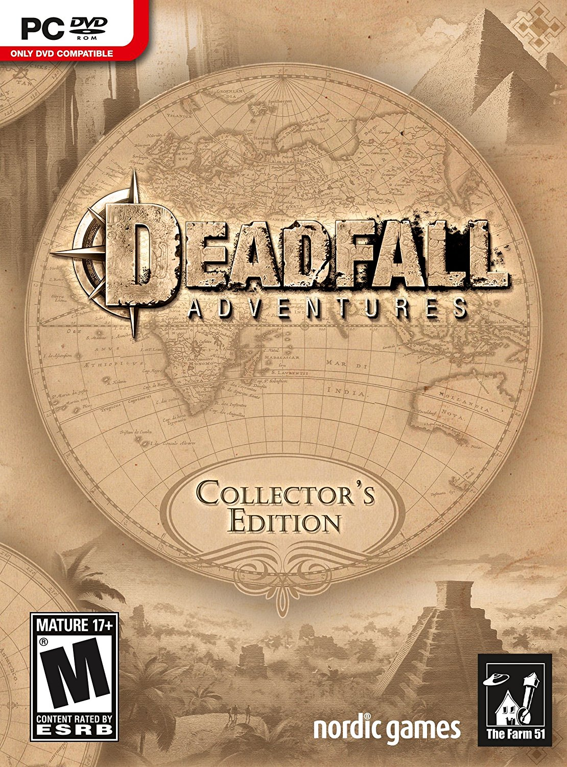DEADFALL ADVENTURES (Collector's Edition) - PC
