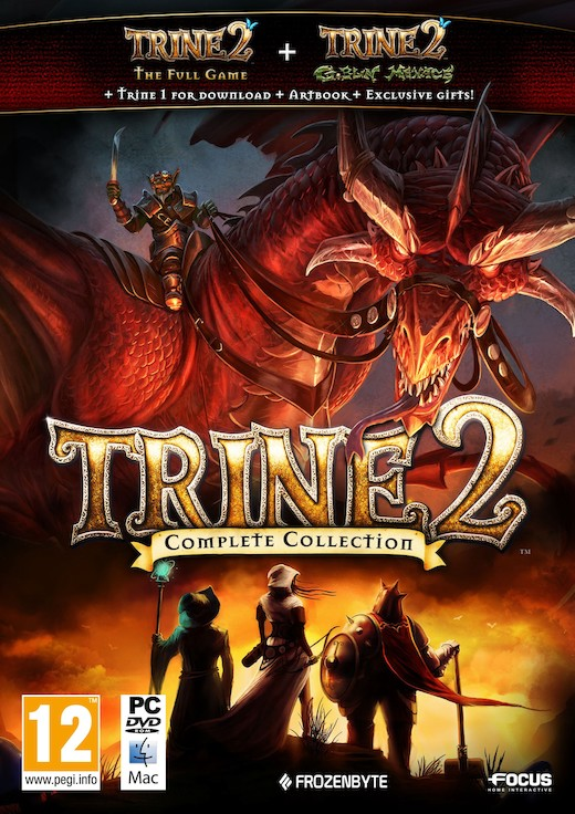 TRINE 2 COMPLETE COLLECTION - PC