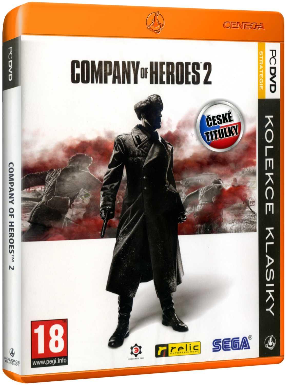 COMPANY OF HEROES 2 CZ - PC