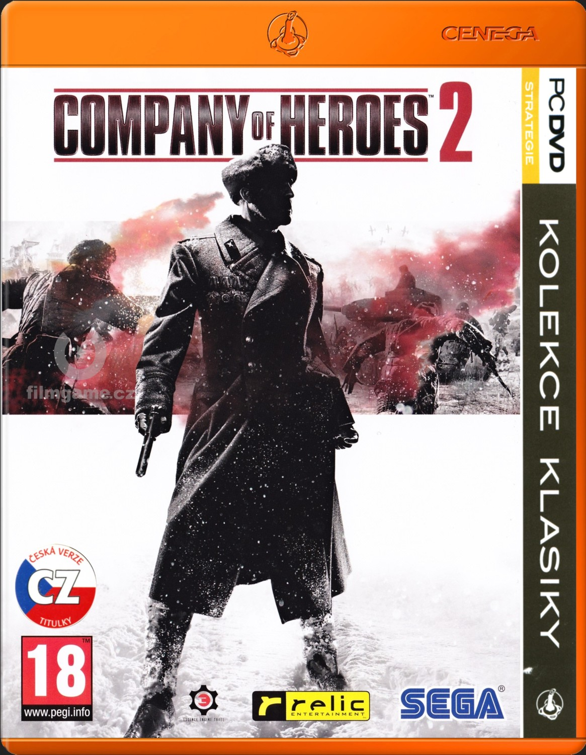 COMPANY OF HEROES 2 CZ - PC