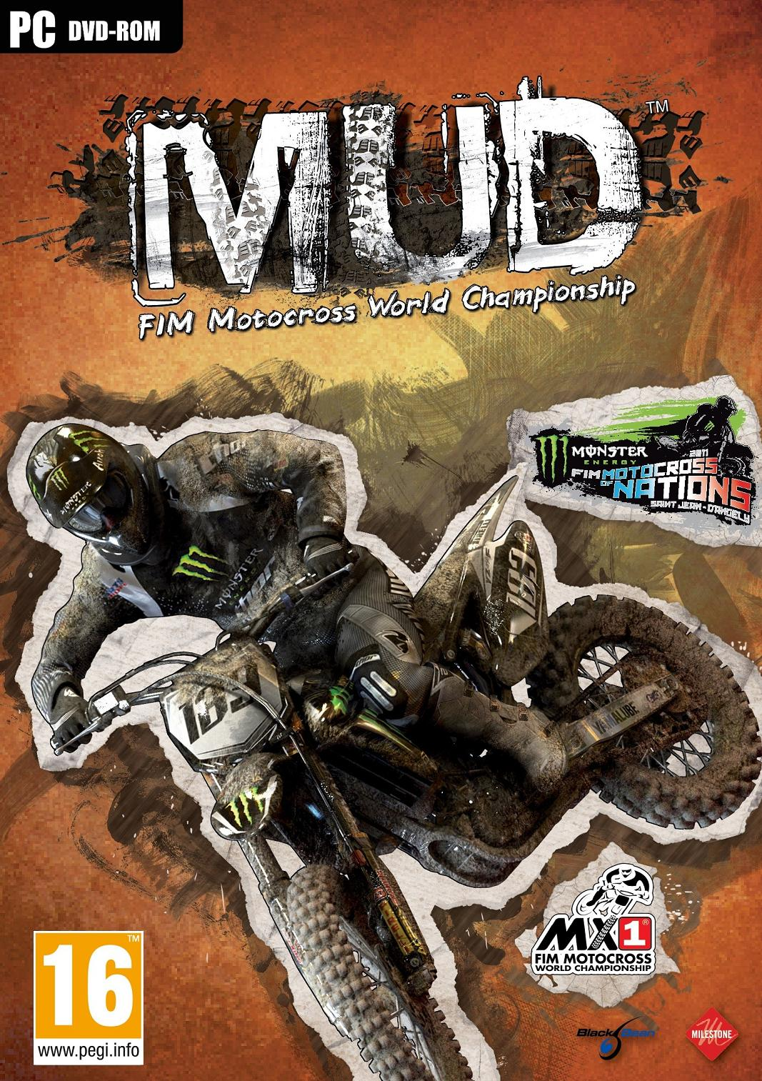 MUD - FIM MOTOCROSS WORLD CHAMPIONSHIP - PC