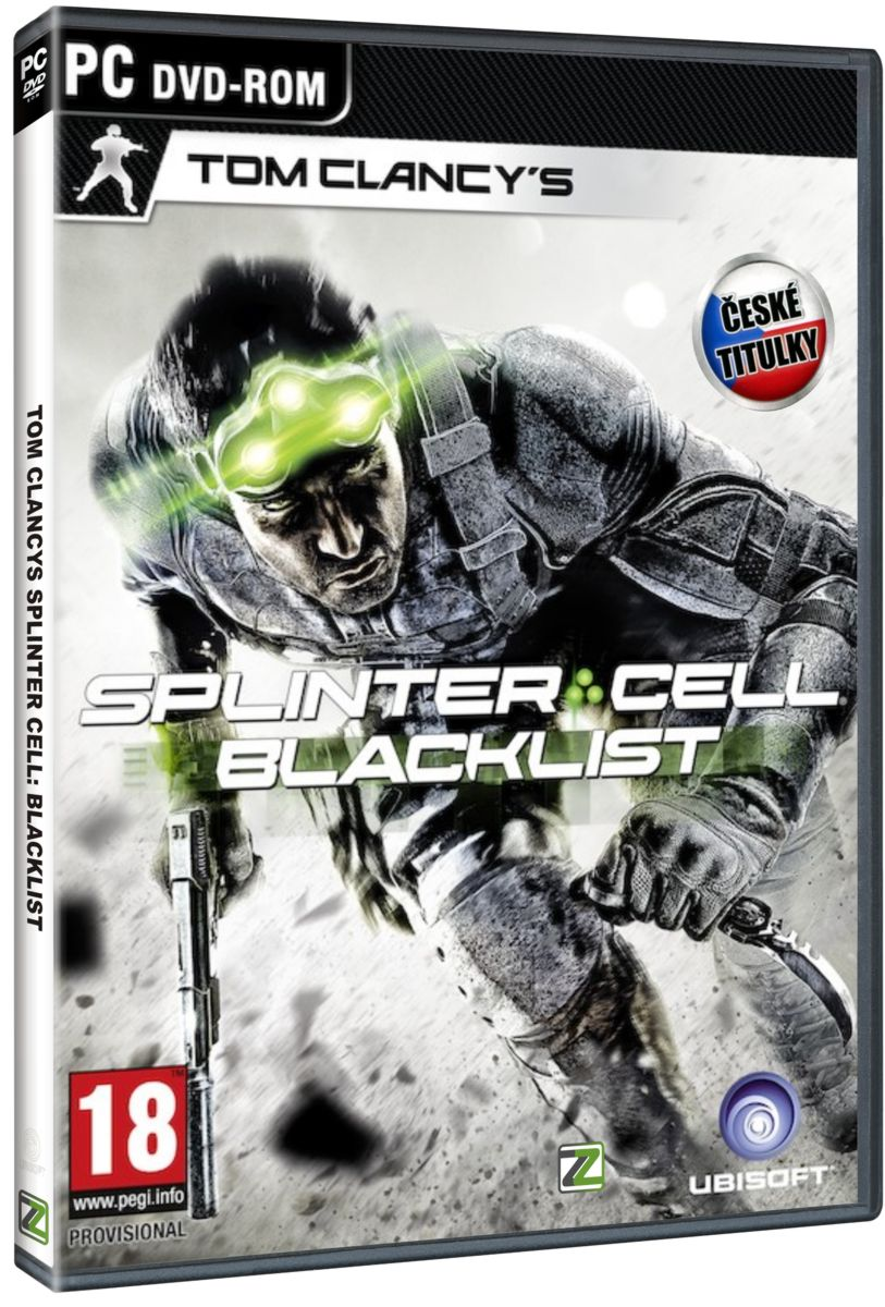 TOM CLANCYS SPLINTER CELL: BLACKLIST CZ - PC