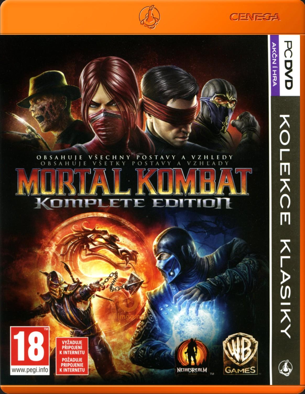 MORTAL KOMBAT 9 KOMPLETE EDITION - PC