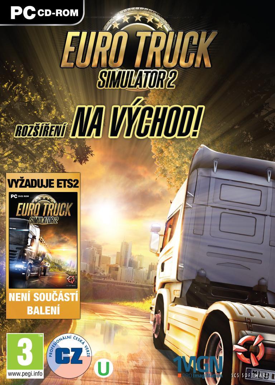 EURO TRUCK SIMULATOR 2: NA VÝCHOD! - PC