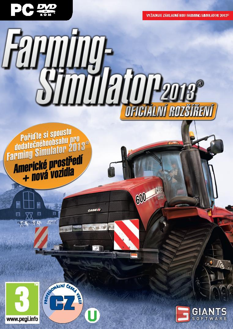 FARMING SIMULATOR 2013 - TITANIUM DATADISK - PC