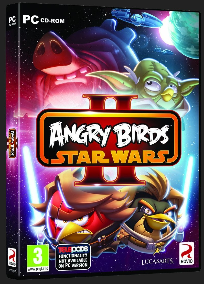 ANGRY BIRDS: STAR WARS II - JOIN THE PORK SIDE - PC