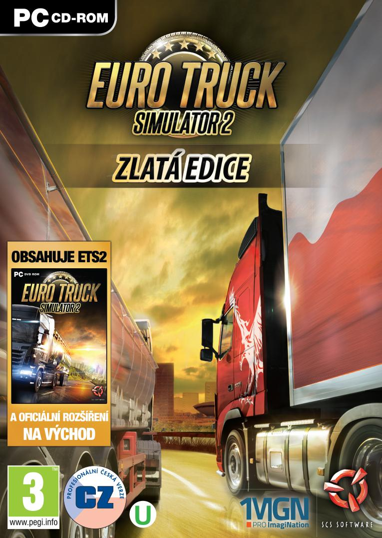 Euro Truck Simulator 2 Gold - PC