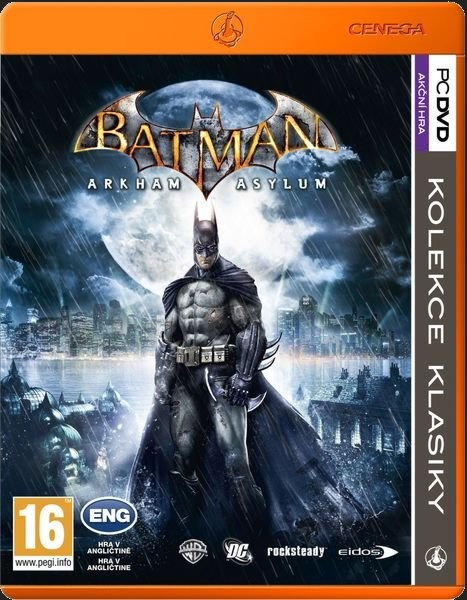 BATMAN: ARKHAM ASYLUM - Game of the Year - PC