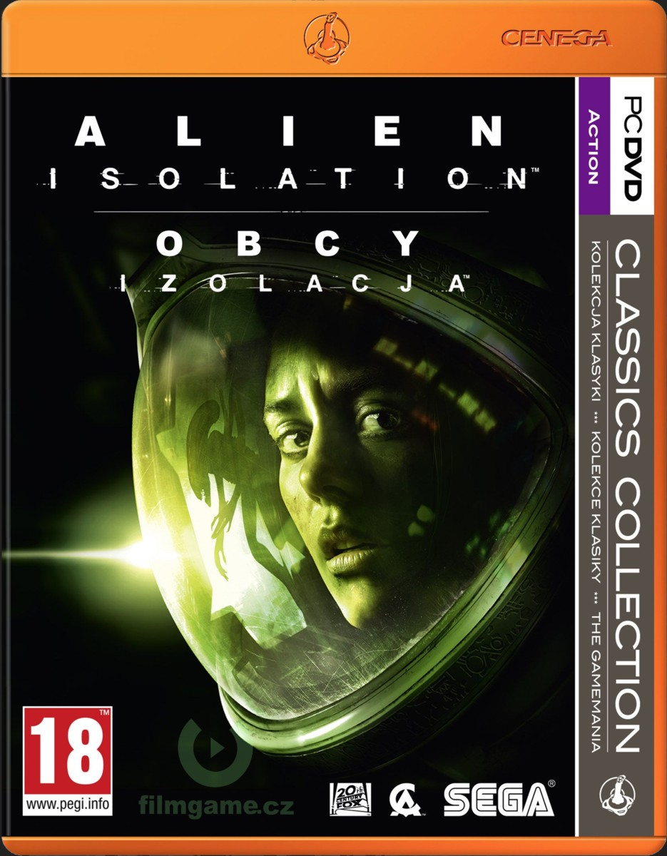 ALIEN ISOLATION - CZ - PC