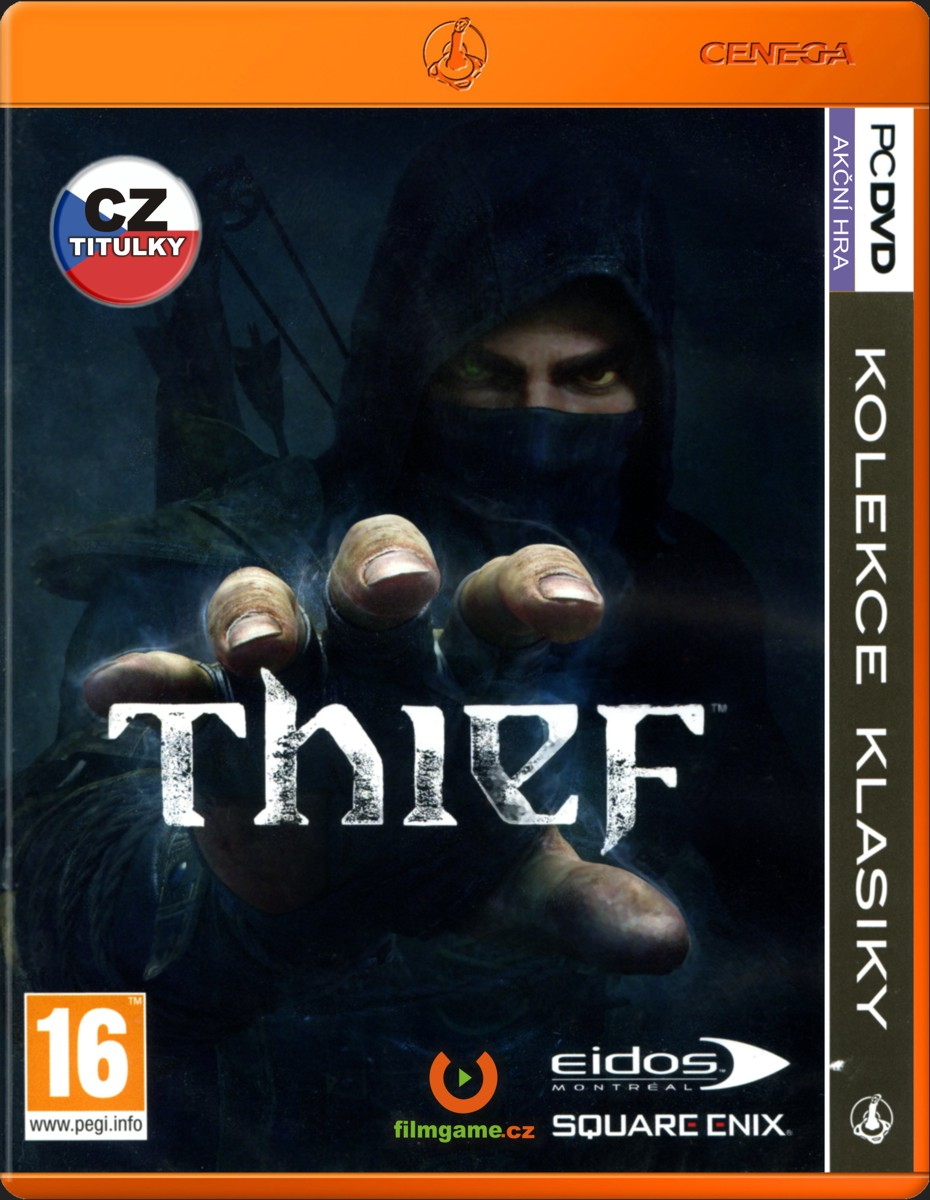 THIEF CZ - PC