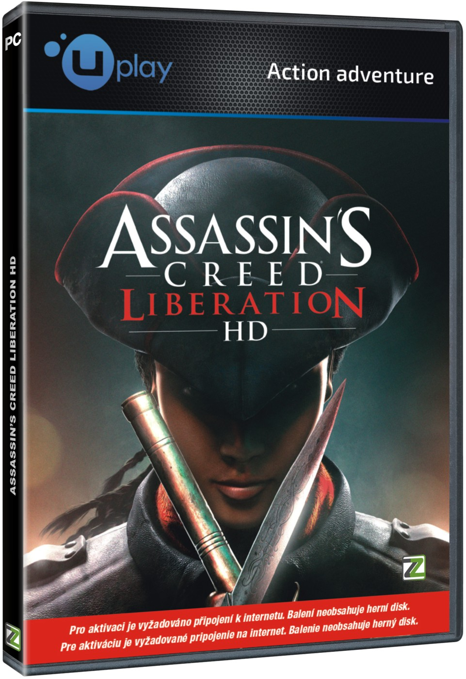 ASSASSINS CREED LIBERATION HD - PC (Code Uplay)