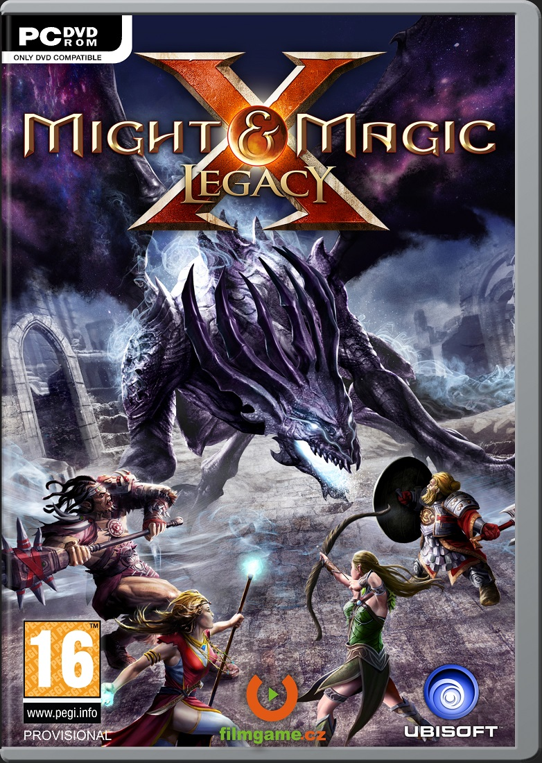 MIGHT & MAGIC X: LEGACY CZ - PC