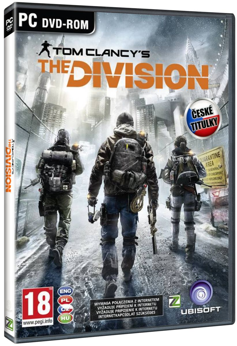 Tom Clancys The Division CZ - PC