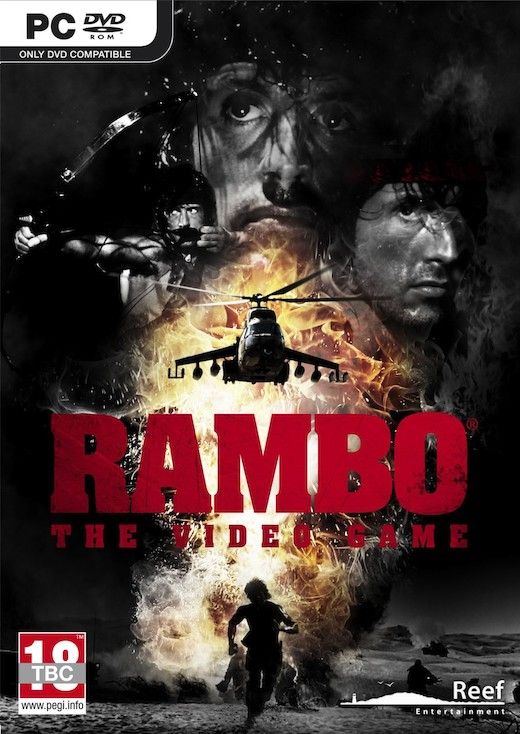 RAMBO: THE VIDEO GAME - PC
