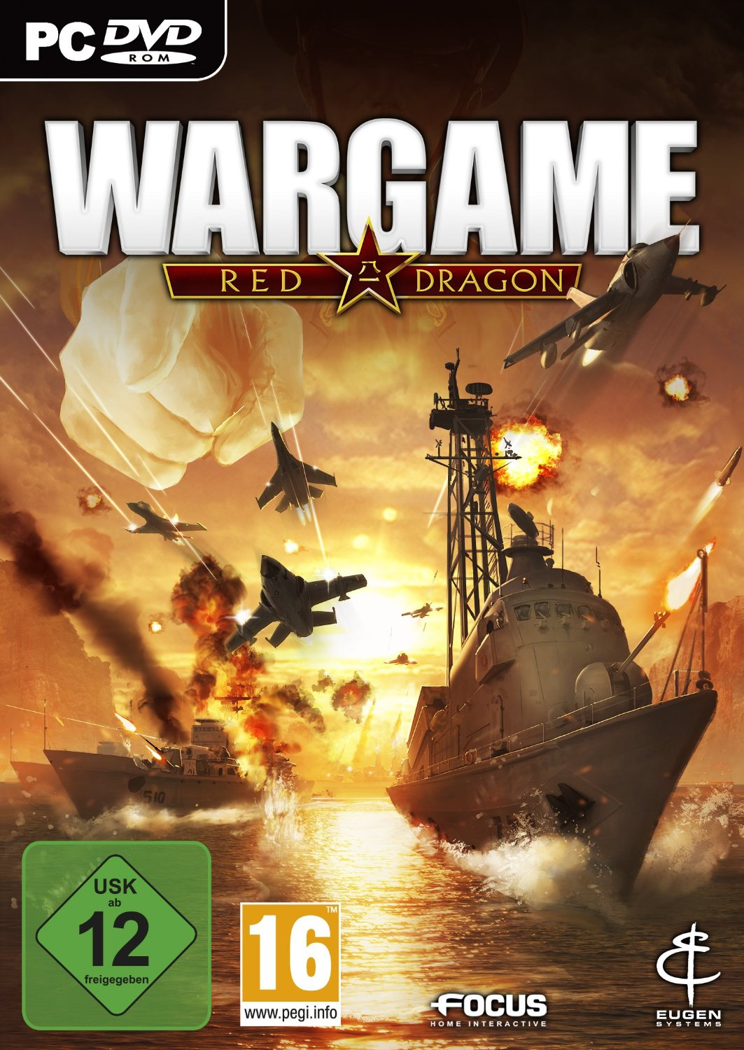 WARGAME 3: RED DRAGON - PC