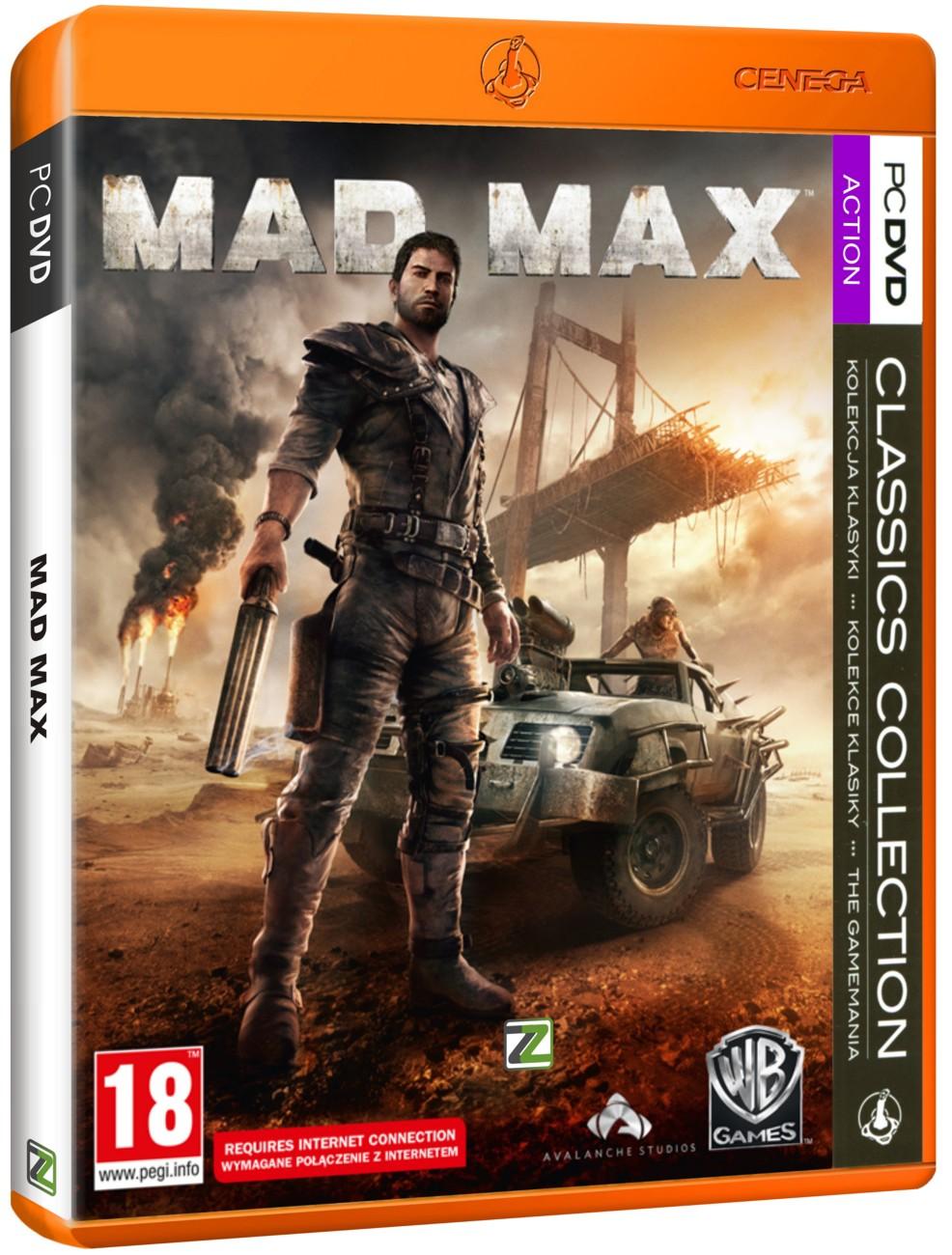 MAD MAX (edice Kolekce Klasiky) - PC