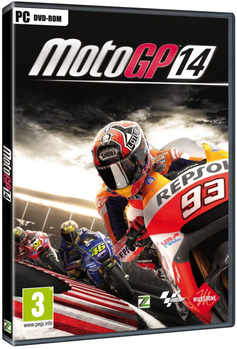 MOTOGP 14 - PC