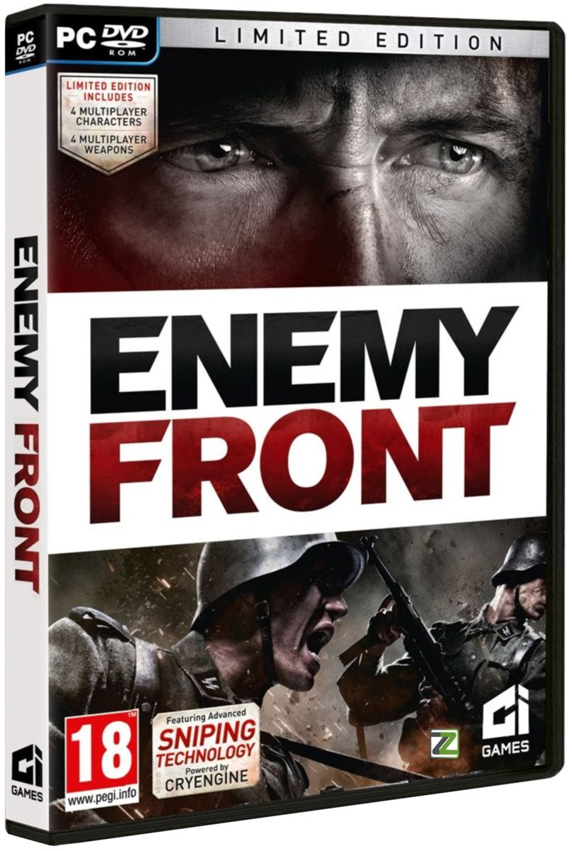 ENEMY FRONT Limited Edition - PC