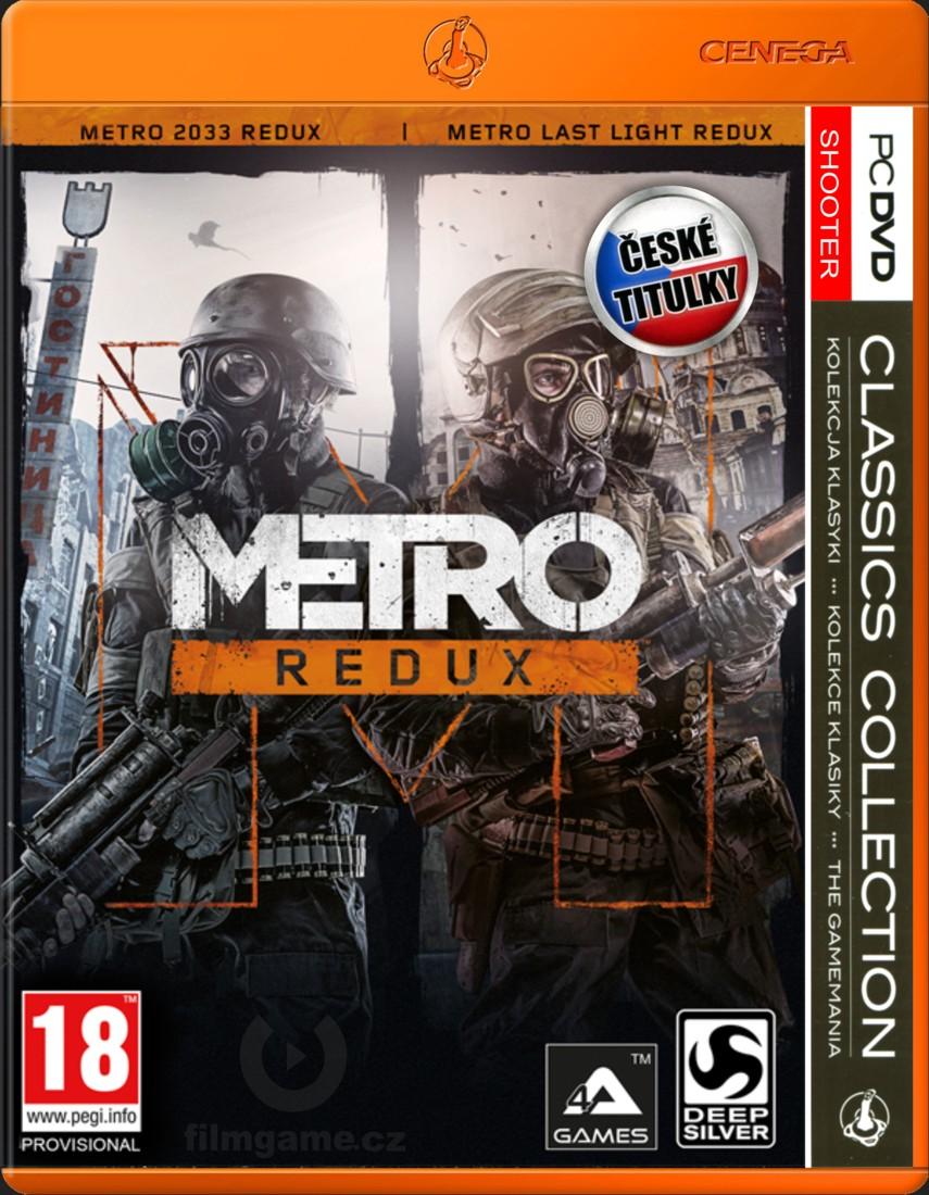 METRO REDUX CZ (Classics Collection) - PC