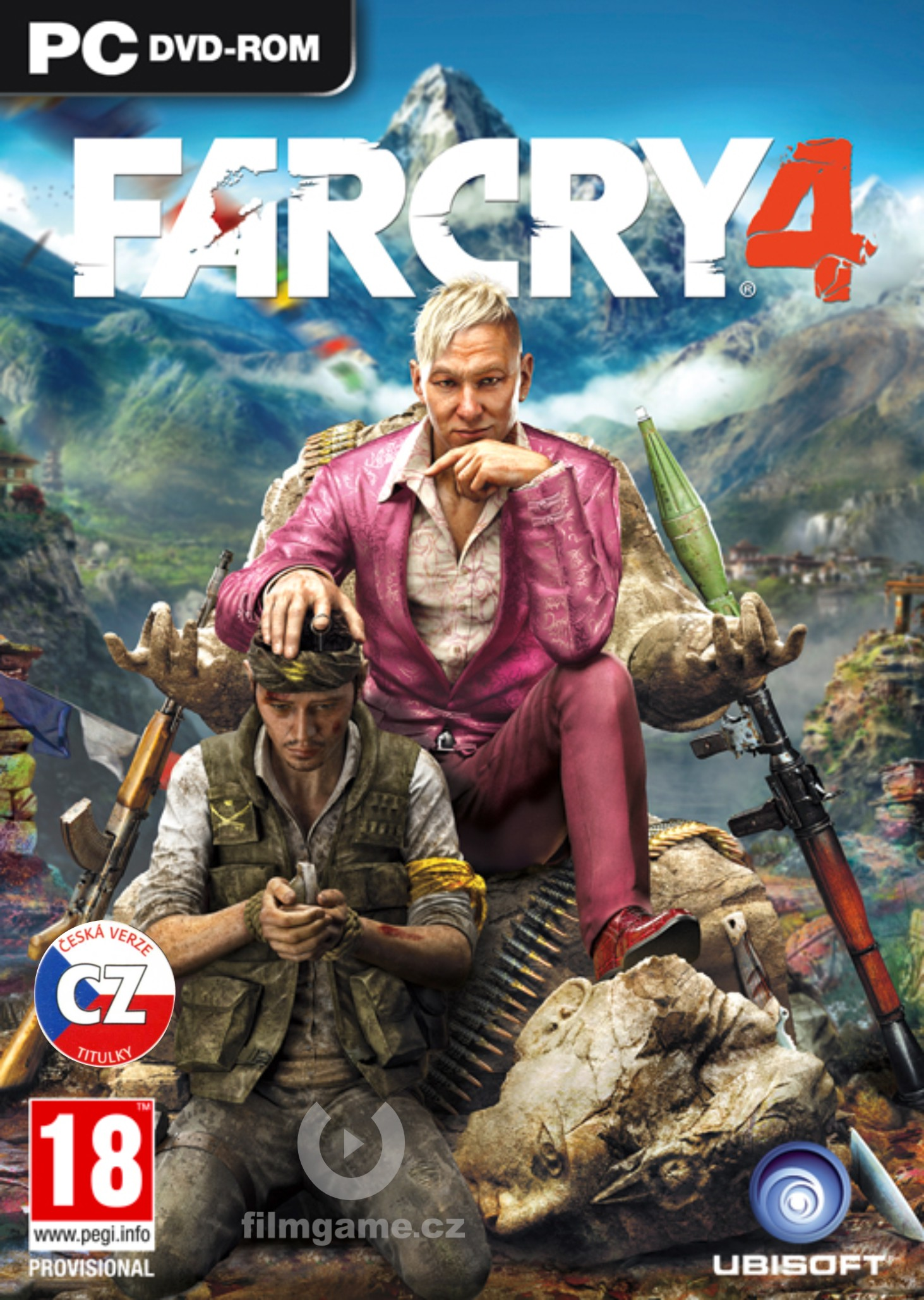 FAR CRY 4 CZ - PC
