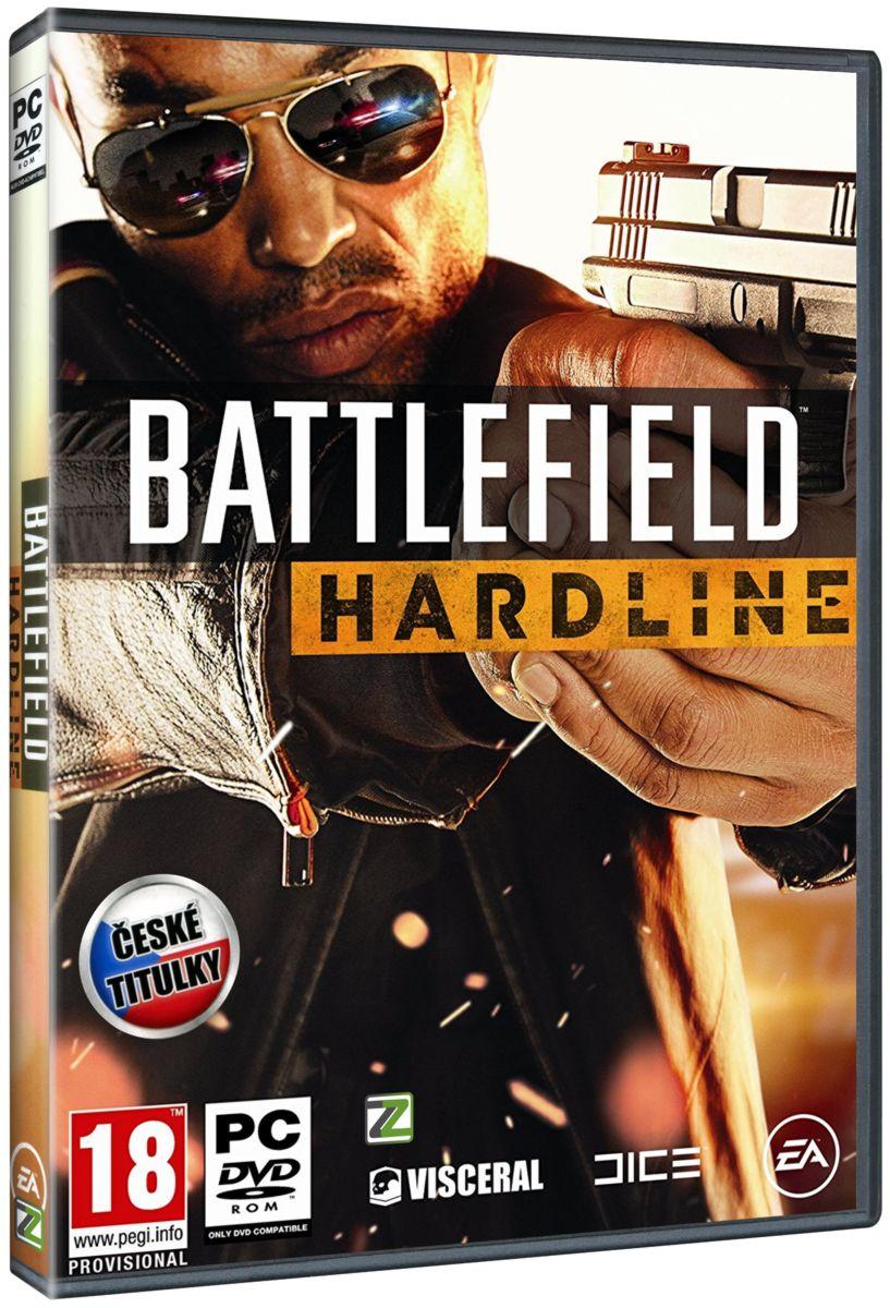 BATTLEFIELD: HARDLINE CZ - PC