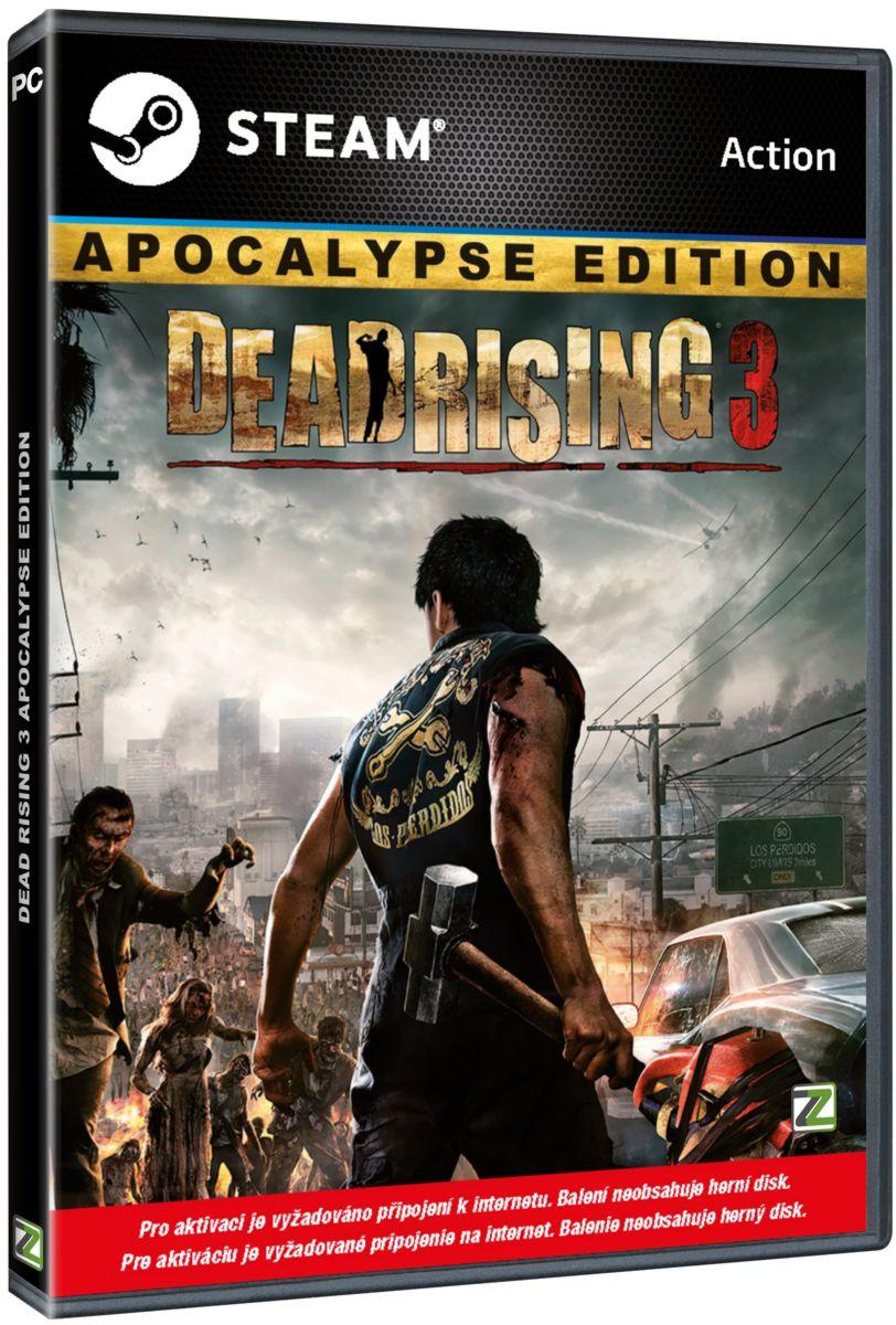 DEAD RISING 3 APOCALYPSE EDITION - PC
