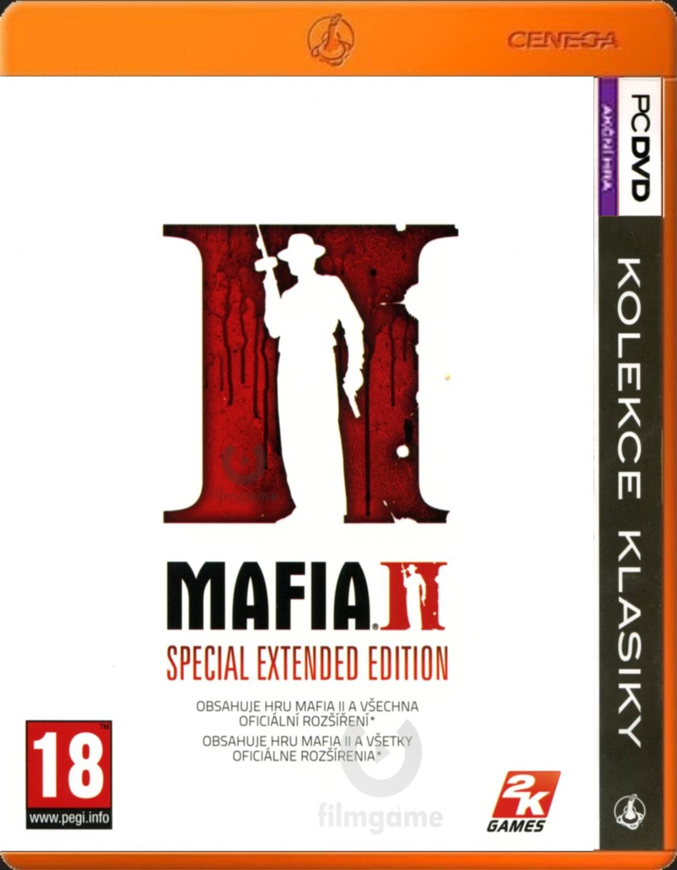 MAFIA II CZ SPECIAL EXTENDED EDITION (KOLEKCE KLASIKY) - PC