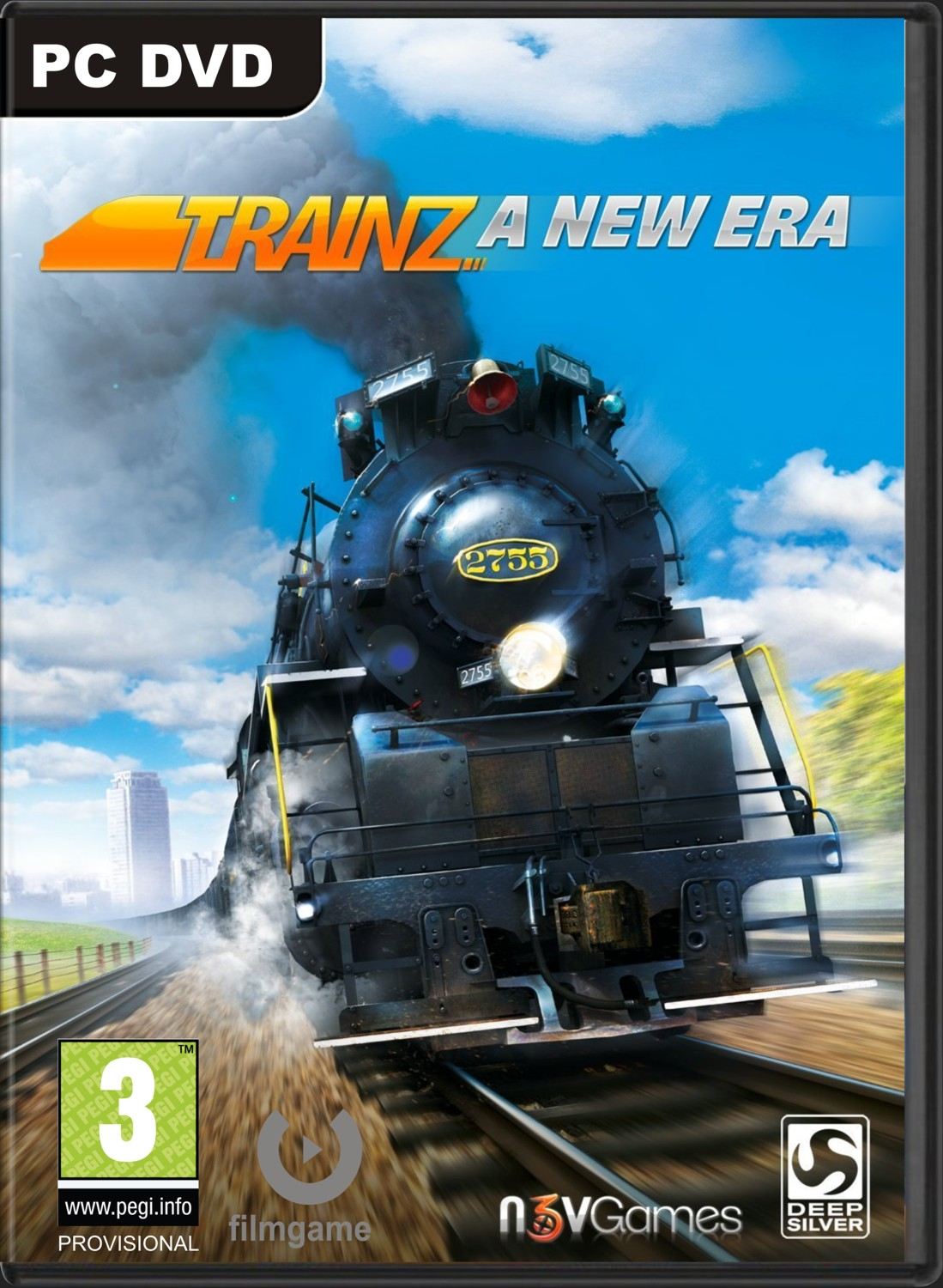 TRAINZ: A NEW ERA - PC