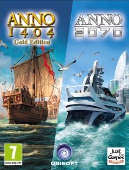 ANNO 2070 + ANNO 1404 GOLD (EN) - PC