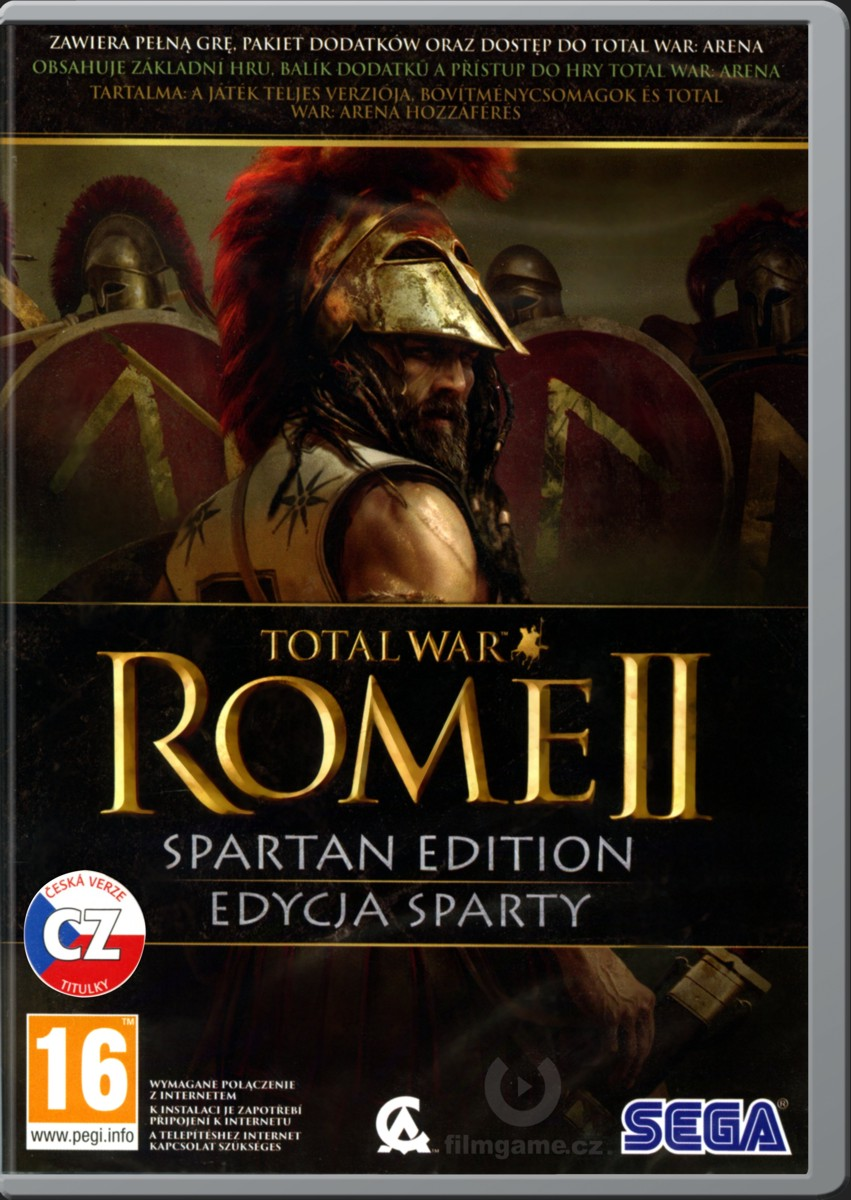 TOTAL WAR: ROME 2 - SPARTAN EDITION - PC