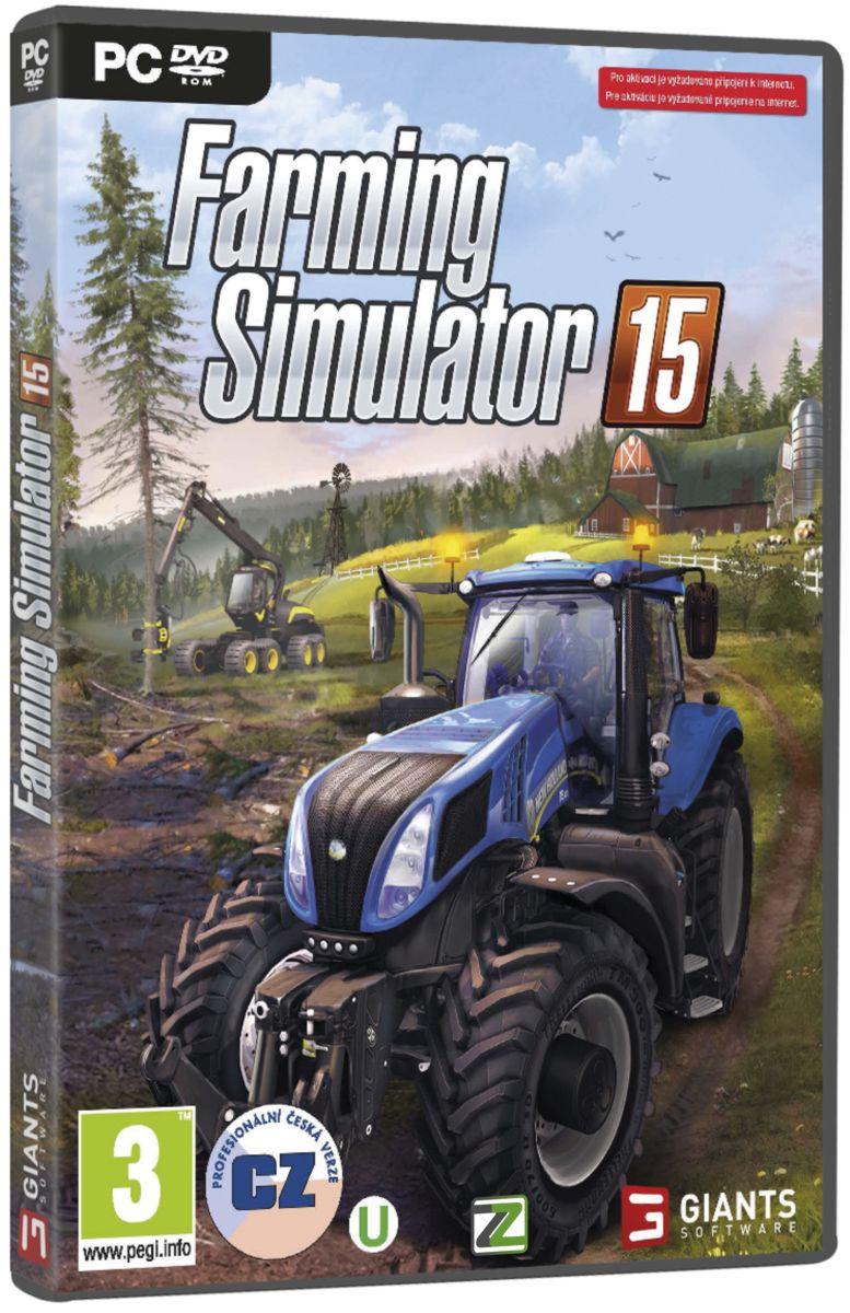 FARMING SIMULATOR 2015 - PC