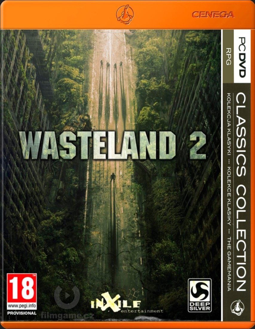 WASTELAND 2 (Classics Collection) - PC