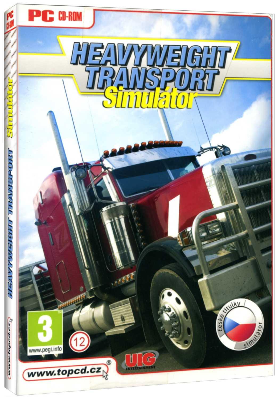 Heavy Weight Transport Simulator CZ - PC