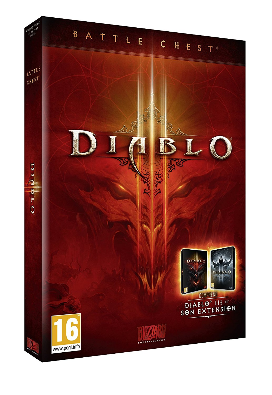 DIABLO III Battlechest (DIABLO 3 + DIABLO 3: REAPER OF SOULS) - PC