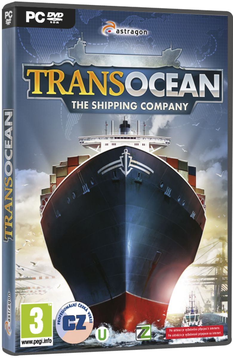 TRANSOCEAN THE SHIPPING COMPANY - PC