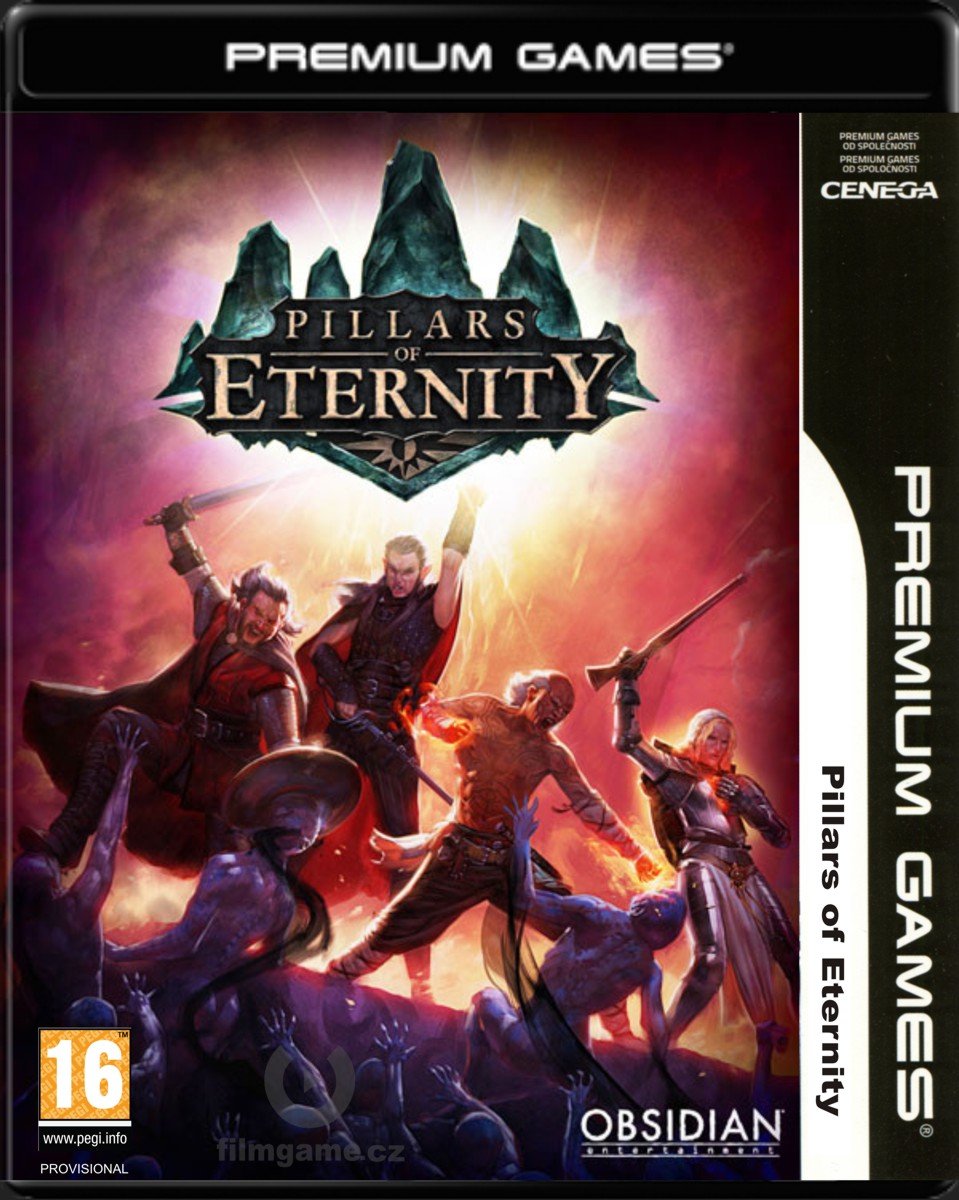 PILLARS OF ETERNITY (Premium Games) - PC