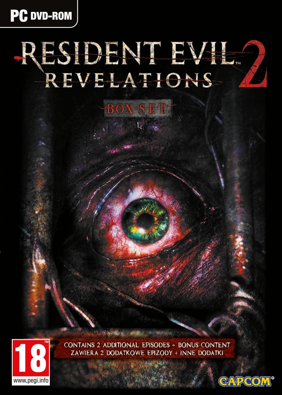 RESIDENT EVIL REVELATIONS 2 - PC