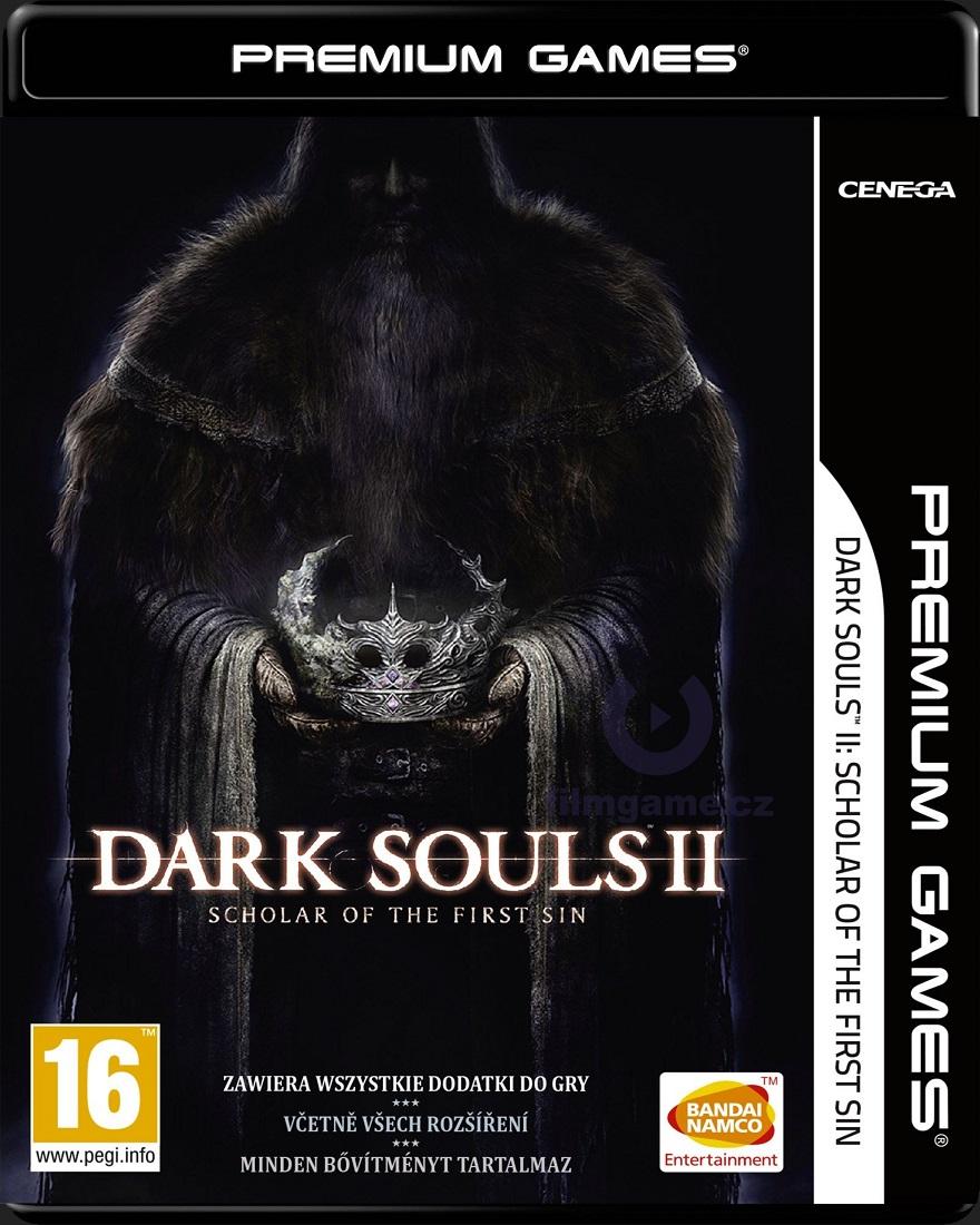 DARK SOULS 2: SCHOLAR OF THE FIRST SIN (GOTY) - PC