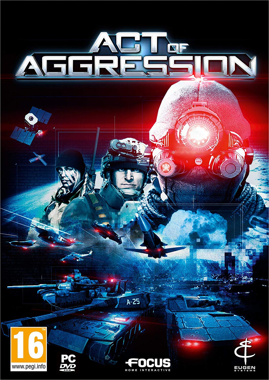 ACT OF AGGRESSION - PC