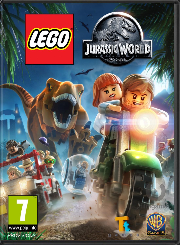 LEGO JURASSIC WORLD GAME - PC