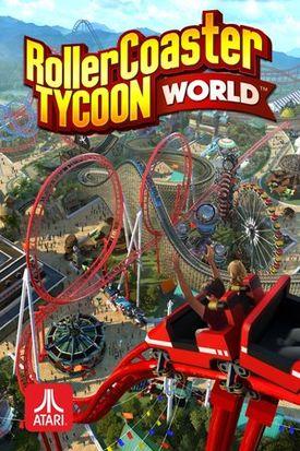 ROLLER COASTER TYCOON WORLD - PC