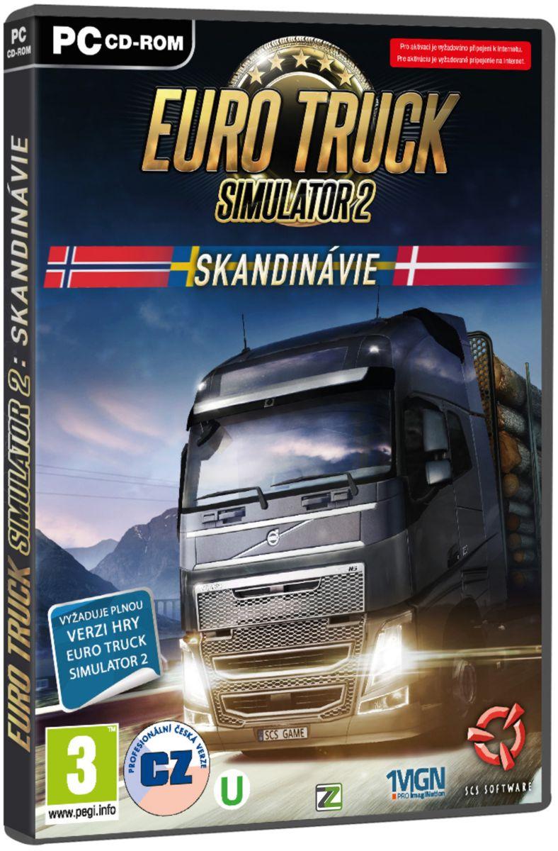Euro Truck Simulator 2: Skandinávie - PC