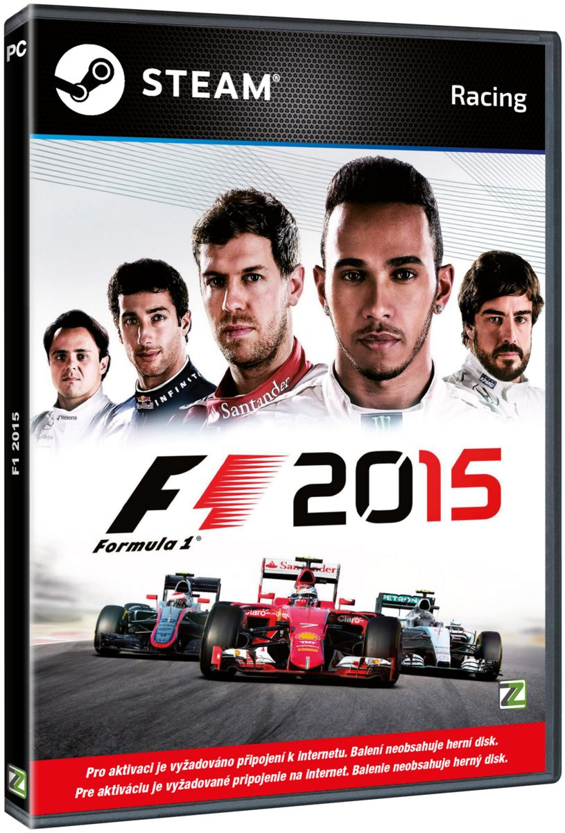 F1 2015 - PC (Steam)