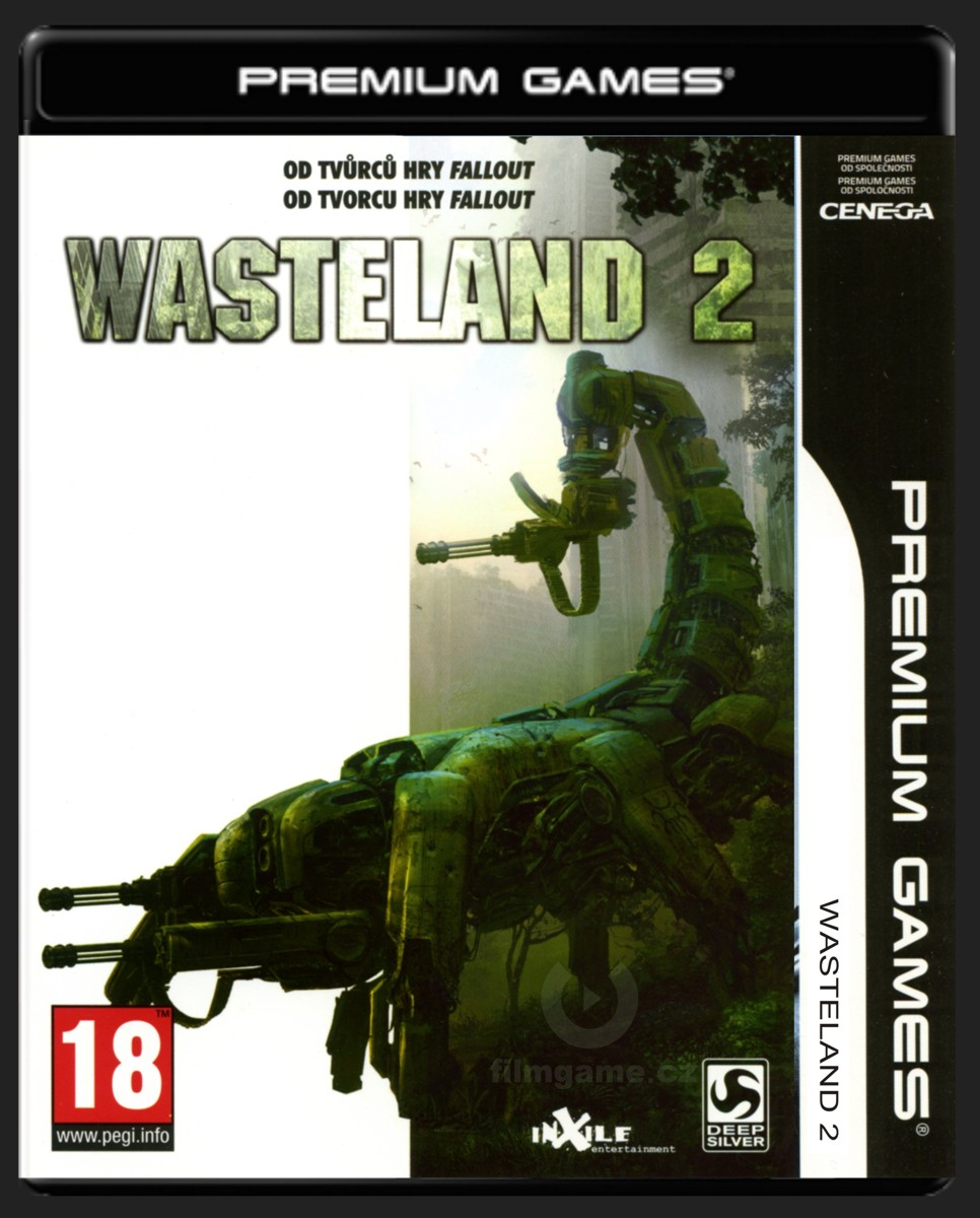 WASTELAND 2 (PREMIUM GAMES) - PC