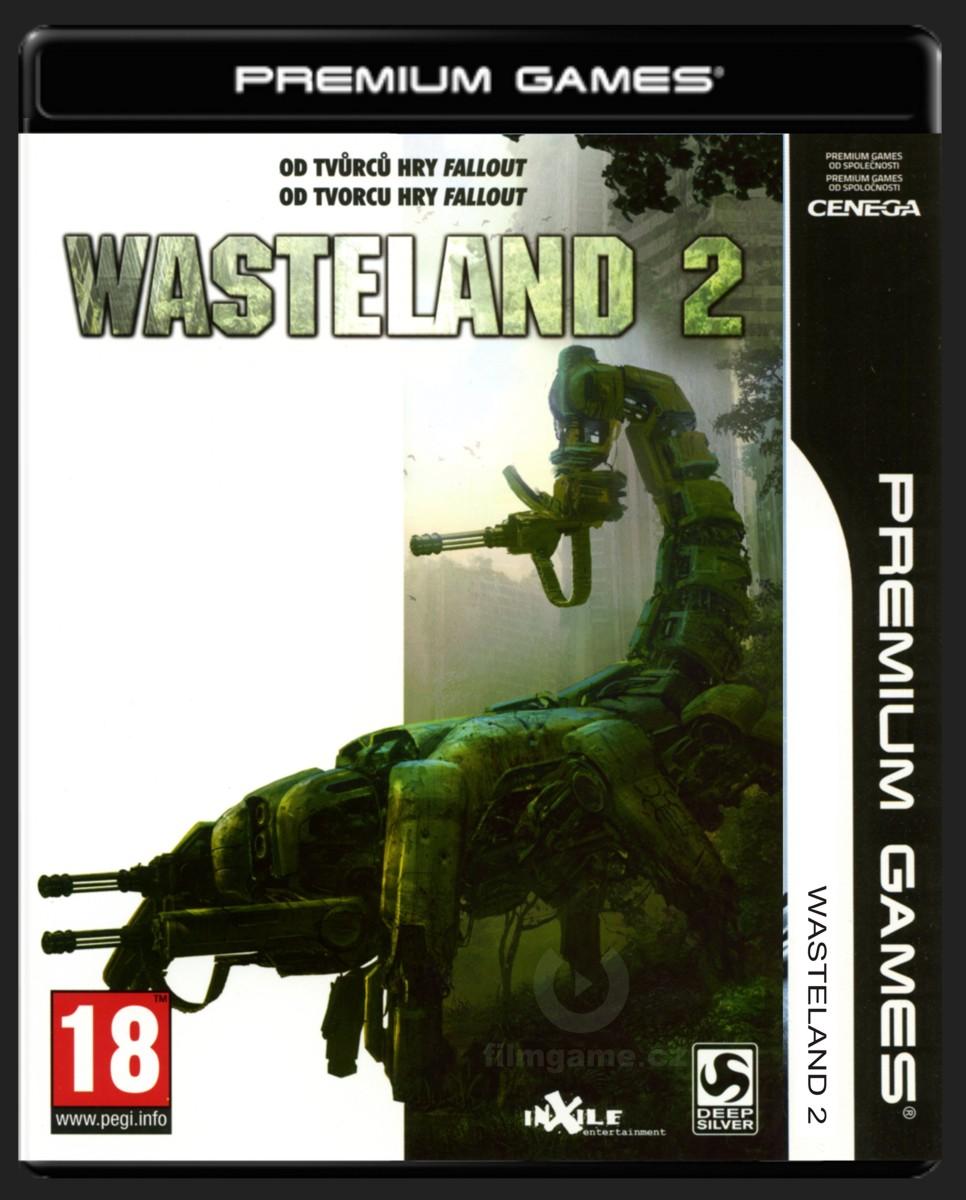 WASTELAND 2 (PREMIUM GAMES) - PC