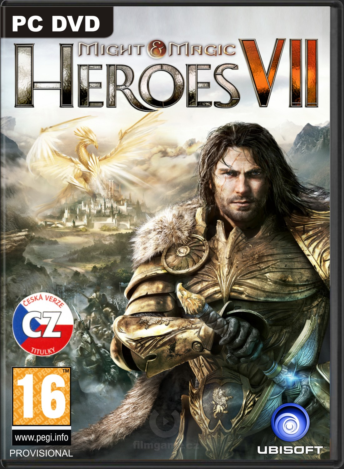 MIGHT AND MAGIC HEROES VII CZ - PC