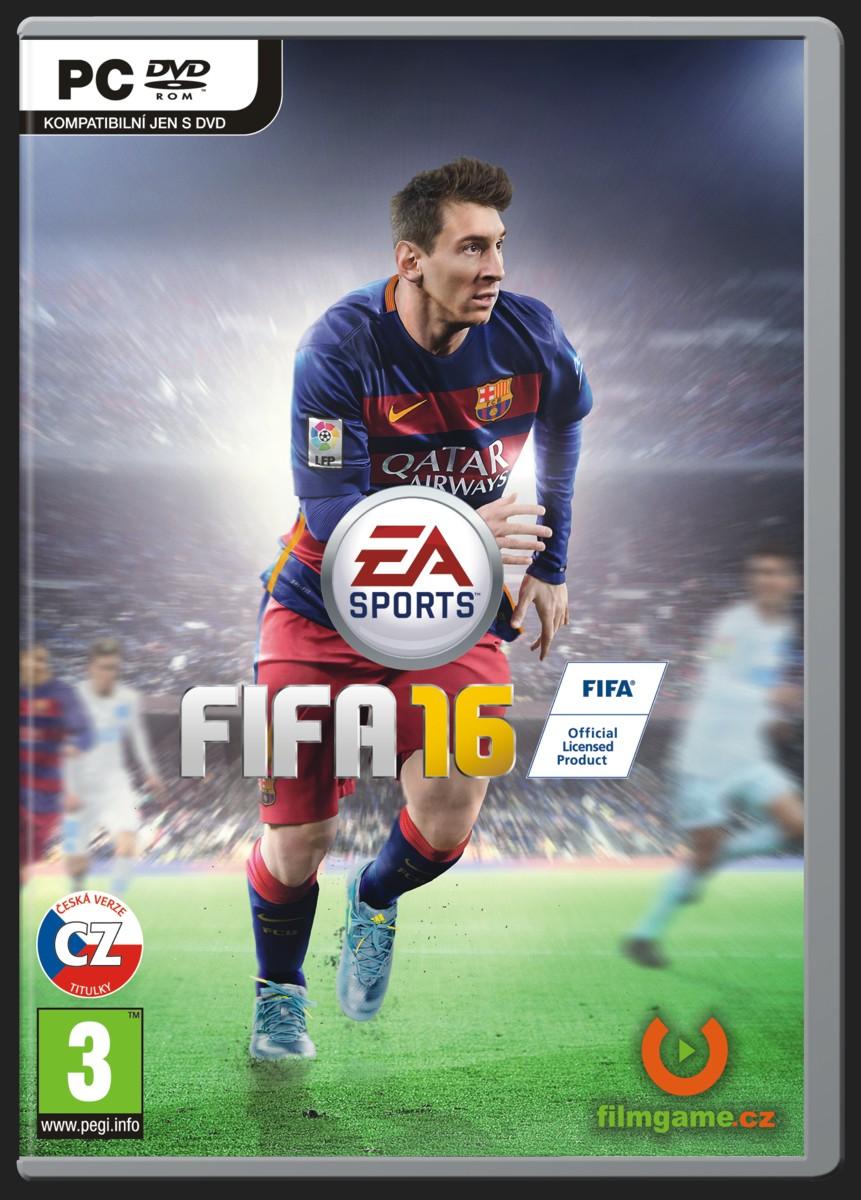FIFA 16 CZ - PC