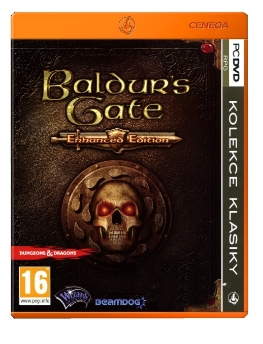 BALDURS GATE ENHANCED EDITION - PC