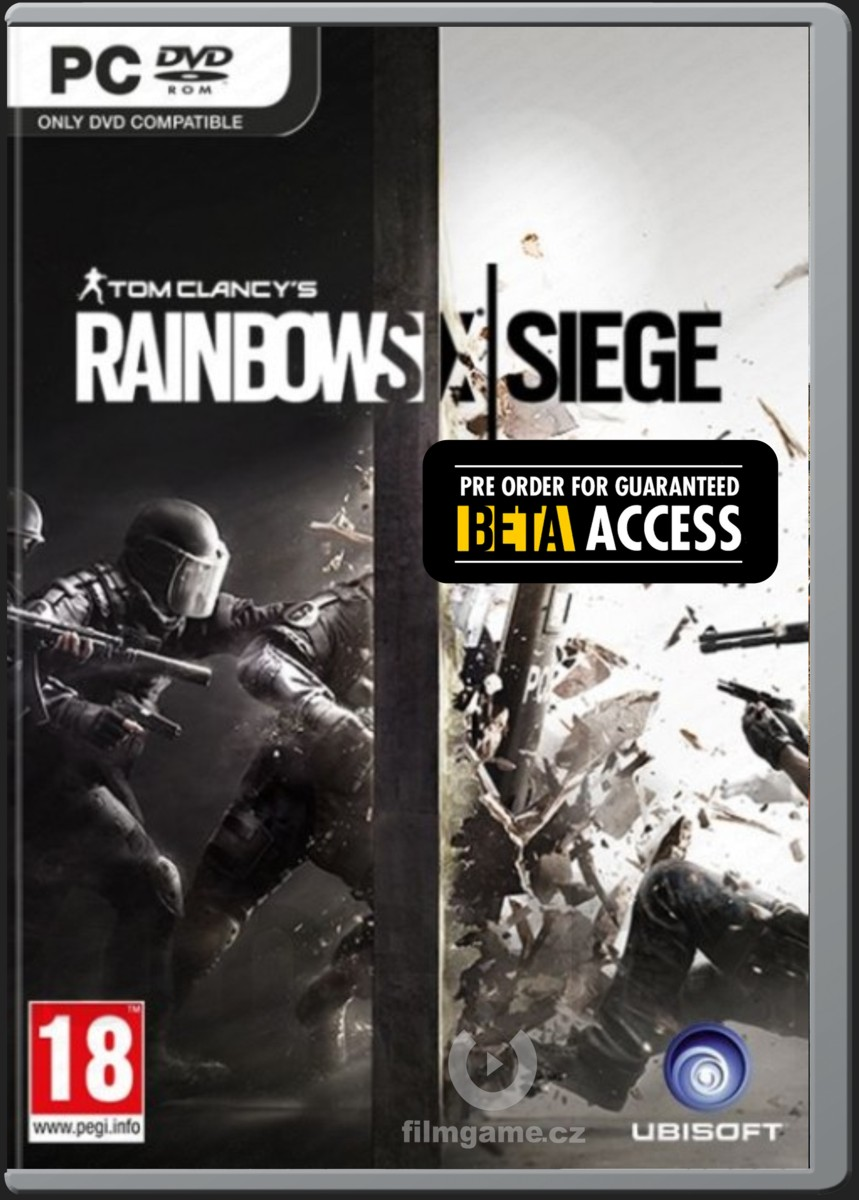 TOM CLANCY'S RAINBOW SIX: SIEGE - PC