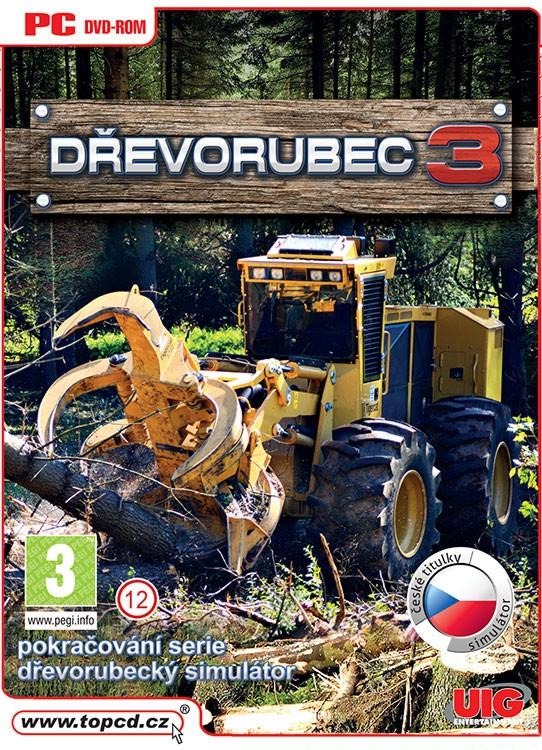 DŘEVORUBEC 3 - PC